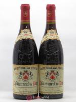 Châteauneuf-du-Pape Domaine du Pegaü Cuvée Réservée Paul et Laurence Féraud 2002