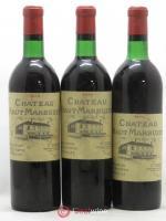 Château Haut Marbuzet 1970