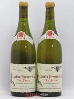 Chablis 1er Cru La Forest René et Vincent Dauvissat 2008