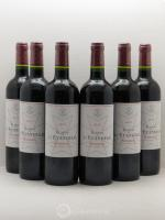 Blason de l'Evangile  2013 - Lot of 6 Bottles
