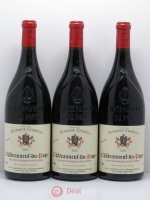 Châteauneuf-du-Pape Charvin Charvin (Domaine)  2011 - Lot of 3 Magnums