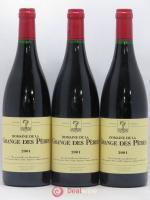 IGP Pays d'Hérault Grange des Pères Laurent Vaillé 2001