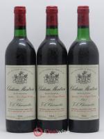 Château Montrose 2ème Grand Cru Classé 1982