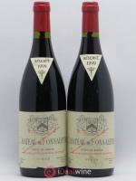 Côtes du Rhône Château Fonsalette Cuvée Syrah Château de Fonsalette 1999