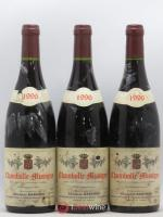 Chambolle-Musigny  Ghislaine Barthod 1996