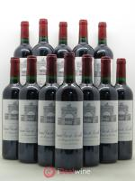 Bottle Château Léoville Las Cases 2ème Grand Cru Classé  2005 - Lot of 12 Bottles