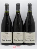 Hautes-Côtes de Nuits Le Haute Côte Château de Villars Fontaine 1998