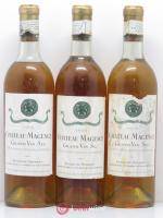 Château Magence  1959 - Lot of 3 Bottles