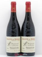 Châteauneuf-du-Pape Bosquet des Papes Chante Le Merle Vieilles Vignes 2016