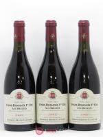 Vosne-Romanée 1er Cru Aux Brulées Vieilles Vignes Bruno Clavelier 2002