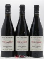 Saumur-Champigny Yves Lambert Domaine Arnaud Lambert St Cyr En Bourg 2019