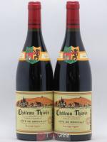 Côte de Brouilly Les 7 Vignes Château Thivin 2017