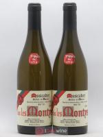 Muscadet-Sèvre-et-Maine Vigne de 1914 Clos Les Montys Domaine de la Chauvinière Jérémie Huchet 2018