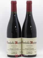 Chambolle-Musigny Georges Roumier (Domaine) 2001