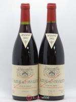 Côtes du Rhône Cuvée Syrah Château de Fonsalette 2002