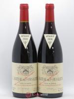 Côtes du Rhône Cuvée Syrah Château de Fonsalette 2008