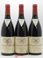 Côtes du Rhône Cuvée Syrah Château de Fonsalette 2004