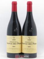 IGP Pays d'Hérault Grange des Pères Laurent Vaillé 2002