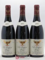 Clos de Vougeot Grand Cru Musigni Gros Frère & Soeur 2003