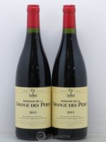 IGP Pays d'Hérault Grange des Pères Laurent Vaillé  2013 - Lot of 2 Bottles