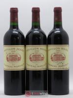 Pavillon Rouge du Château Margaux Second Vin 2008
