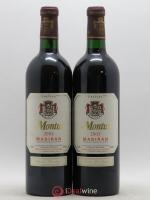 Madiran Château Montus-Prestige Alain Brumont 2003