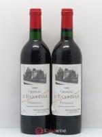 Château l'Évangile  1985 - Lot of 2 Bottles