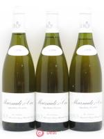 Meursault 1er Cru Leroy SA 1996 - Lot of 3 Bottles