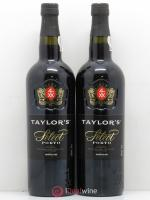 Porto Tawny Taylor's Select (no reserve) ---- - Lot of 2 Bottles