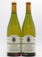 Chablis Grand Cru Grenouilles Jean-Paul & Benoît Droin (Domaine) 2003