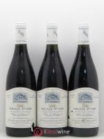 Volnay 1er Cru Clos des Chenes Domaine Jean-Marc Bouley 1998 - Lot of 3 Bottles