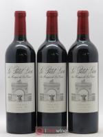 Le Petit Lion du Marquis de Las Cases Second vin 2015