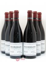 Caisse Domaine de la Romanée Conti 3 Echezeaux Grand Cru - 2 Grands Echezeaux Grand Cru - 1 Richebourg Grand Cru 2015 - Lot of 6 Bottles