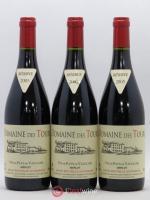 IGP Pays du Vaucluse (Vin de Pays du Vaucluse) Merlot Domaine des Tours E.Reynaud 2005