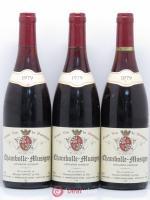 Chambolle-Musigny Domaine Bernard Raphet 1979