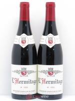 Hermitage Jean-Louis Chave  2011 - Lot of 2 Bottles