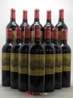Bottle Alter Ego de Palmer Second Vin  2009 - Lot of 12 Bottles