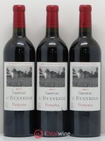 Château l'Évangile  2011 - Lot of 3 Bottles