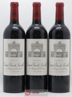 Château Léoville Las Cases 2ème Grand Cru Classé 2017