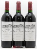 Château Pontet Canet 5ème Grand Cru Classé 2002