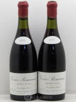 Vosne-Romanée Leroy 2004 - Lot of 2 Bottles
