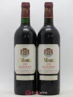 Madiran Château Montus-Prestige Alain Brumont 1999