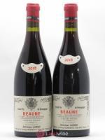 Beaune 1er Cru Clos des Mouches Dominique Laurent vieilles vignes 2016