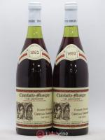 Chambolle-Musigny 1er Cru Les Amouresuses Caves du Couvent des Cordeliers Pierre Menard 1982