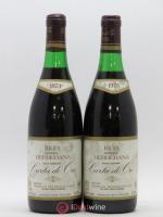 Rioja DOCa Carta De Oro Bodegas Berberana Vino De Crianza 1973