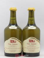 Côtes du Jura Vin Jaune Domaine La Croix De Marche Cedric Salaun 2009