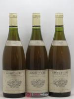 Givry 1er Cru les grandes vignes La Sauleraie domaine Parizé 1991