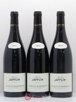 Gevrey-Chambertin Domaine Jafflin 2015