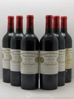 Château Cheval Blanc 1er Grand Cru Classé A  2001 - Lot of 6 Bottles