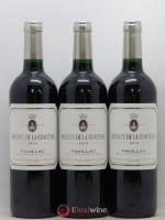 Réserve de la Comtesse Second Vin 2010